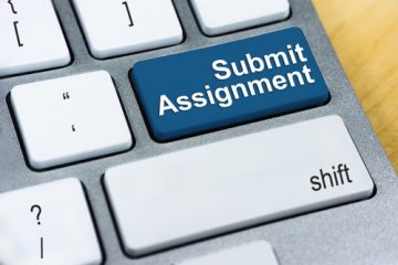 Tips for submitting an assignment
