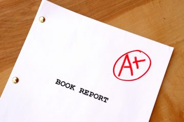 Easy book report ideas